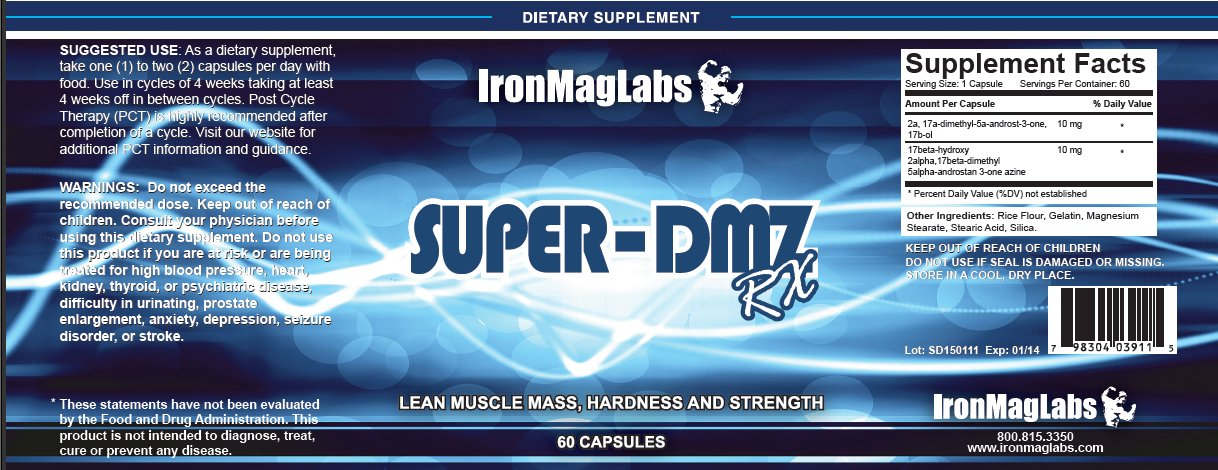My Methadrol and Super DMZ Review